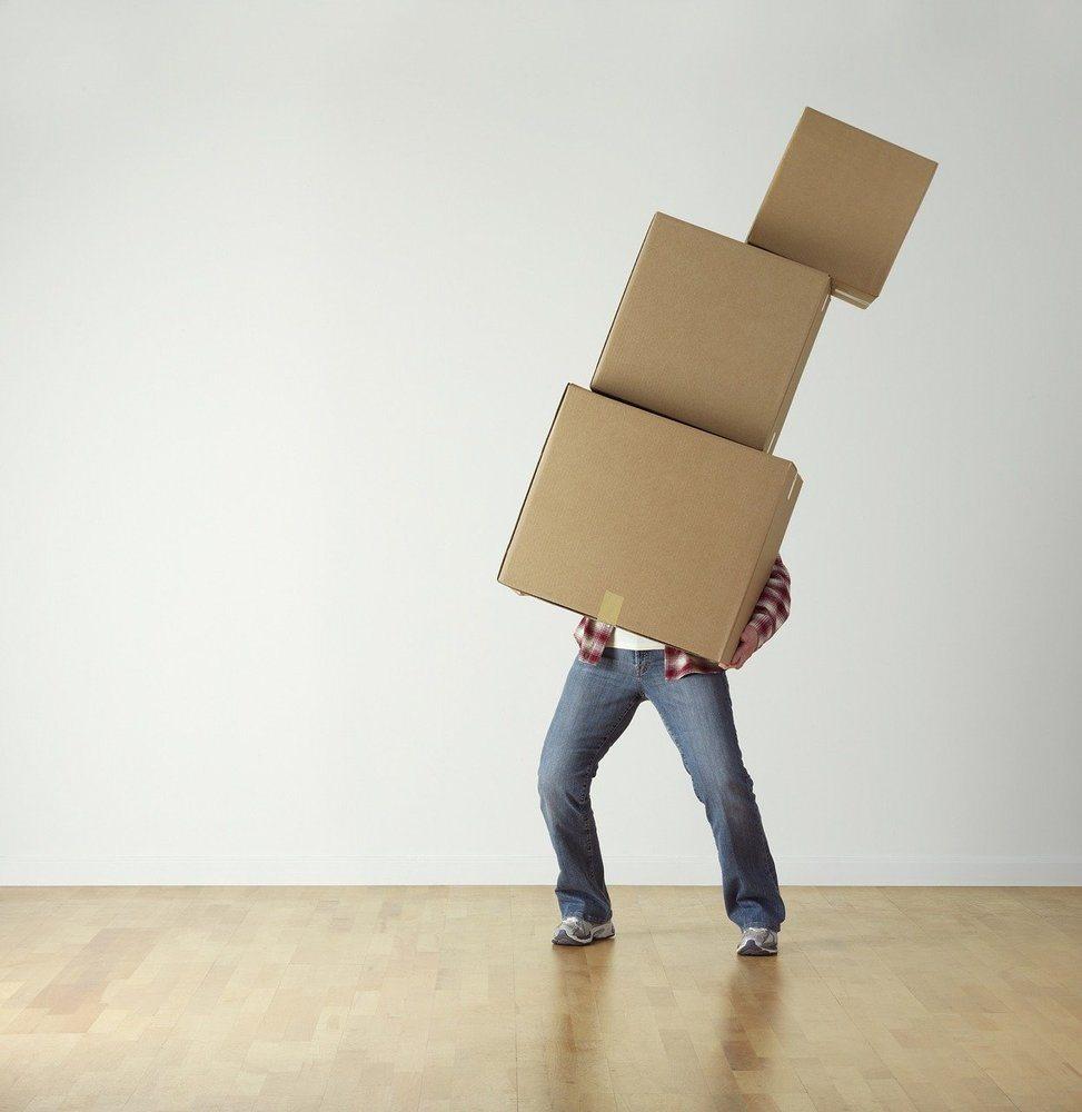 Trenger du hjelp til flytting?